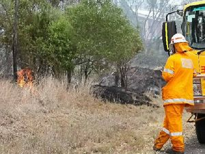 Minister backflips on fire cuts