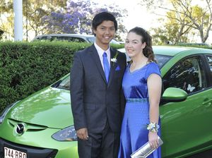 Centenary Heights State High School Formal, 2011
