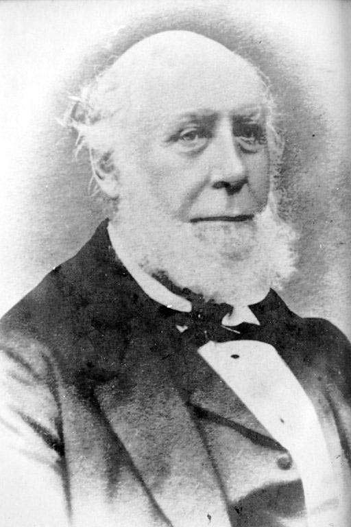 PIONEER: Captain John Korff.