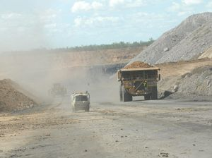 Anti-mining group takes action