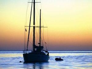 Floating hotels of the Whitsundays