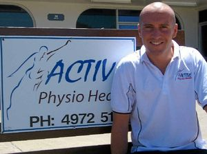 Sports therapy specialist recruited