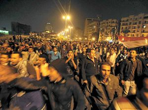 Two killed and fifteen injured in Cairo over soccer riot