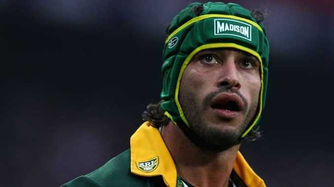 Johnathan Thurston will be in action with the Cowboys in Mackay on February 18 against the Titans.