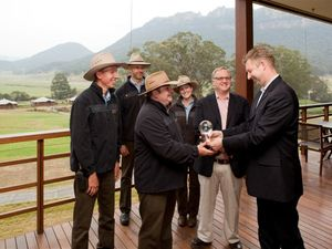 Wolgan Valley awarded for conservation
