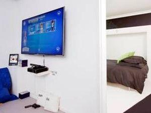 Novotel, Microsoft's futuristic room