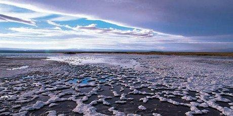 The spectacular Atacama Desert.