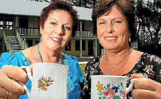 Cathy Scott and Carolyn Thomas have begun a cancer support group.