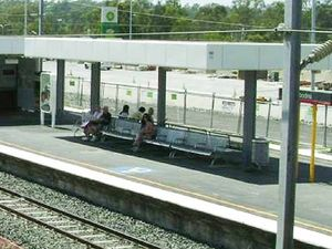 Waiting for train that never came