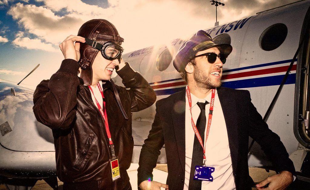 Win tickets to see Flight Facilities at Sunday Safari.