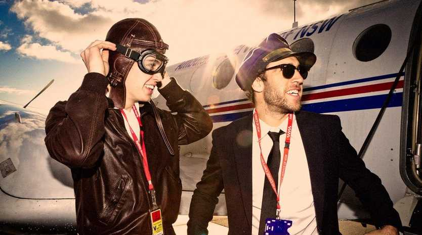 Win tickets to see Flight Facilities at Sunday Safari.