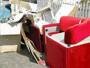 Residents abuse council clean-up