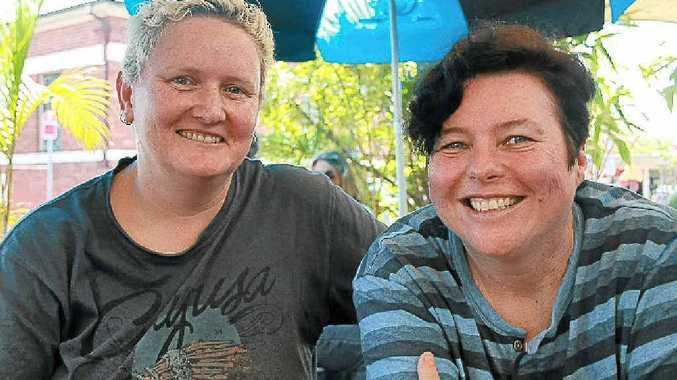 Revolutionary Ceramicos Cassandra Purdon and Clare Urquhart.
