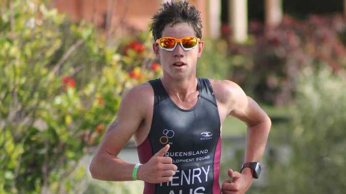 FIGHTING FIT: Luke Henry is feeling confident in the lead up to the Runaway Bay Super Sport Weekend that will be held at the Runaway Bay Sports Centre in December.