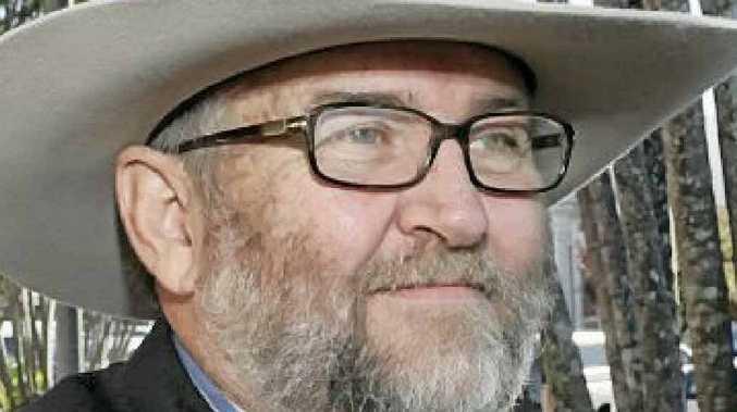Peace activist Bryan Law.