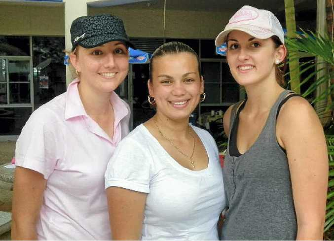 Gen Y girls Kate Connolly, Cassie Dorante and Candice Ball use their mobile phones for just about everything but haven't broken up with anyone via text – yet.