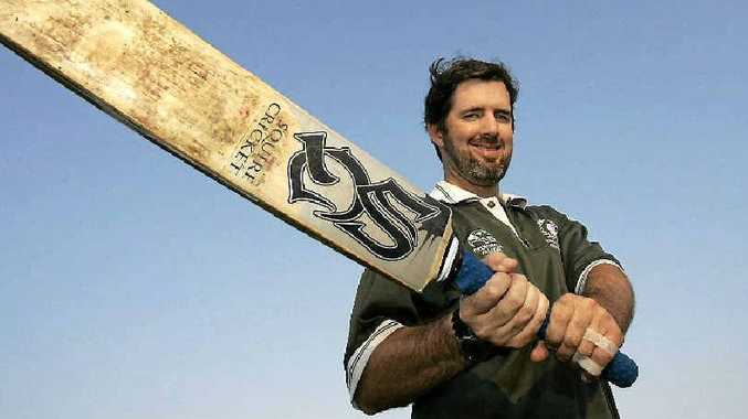 Injured Rockhampton cricketer Todd Wells will join the North Queensland team in Cairns today.