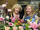 Owner of Radford & Siebuhr florist Barbara Berghofer (left) and Jamie Peteri make arrangements for every celebratory occasion.