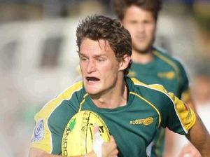 Young rugby star to help win Commonwealth medal