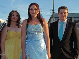 Rosedale High School formal 2011