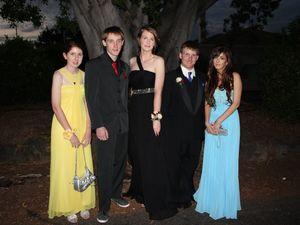 Burnett State College formal 2011