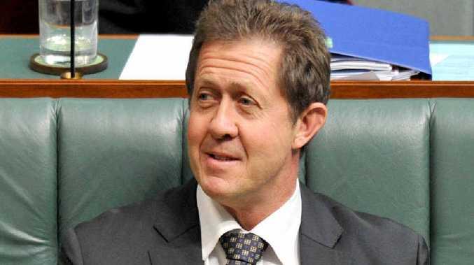 Cowper MP Luke Hartsuyker.