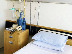 High-tech hospital bed improves Gympie patients' safety