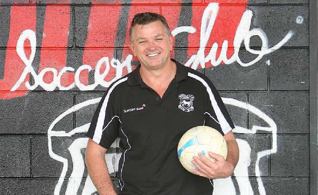 Ipswich City Bulls Club president Brad Hockins is pleased with the pre-season planning for next year.