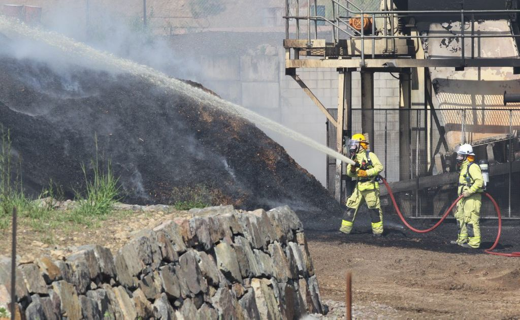 The Cow Candy factory has had a troubled history including a fire in November 2011