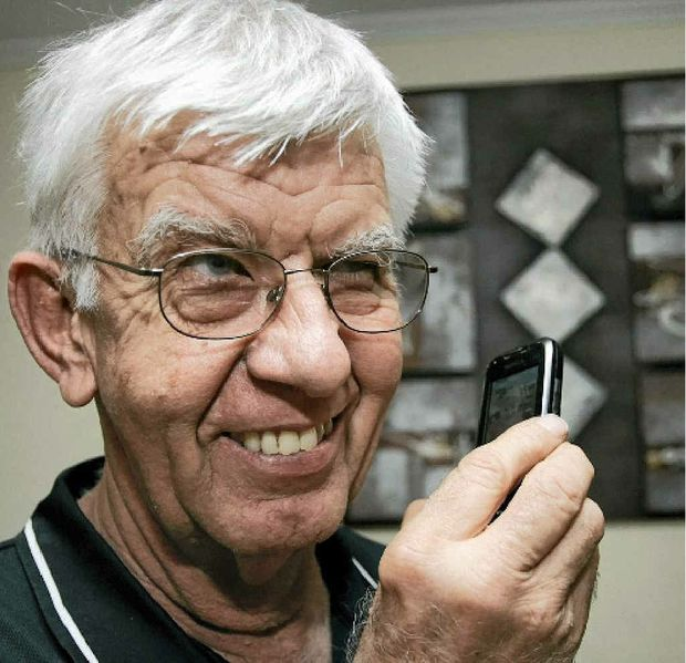 Graham Shuttlewood will hear Christmas carols properly for the first time in his life, at the age of 64.