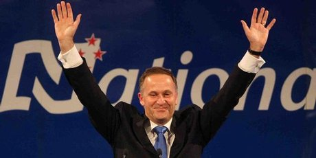 John Key's asset sales plan failed to turn off the voters.