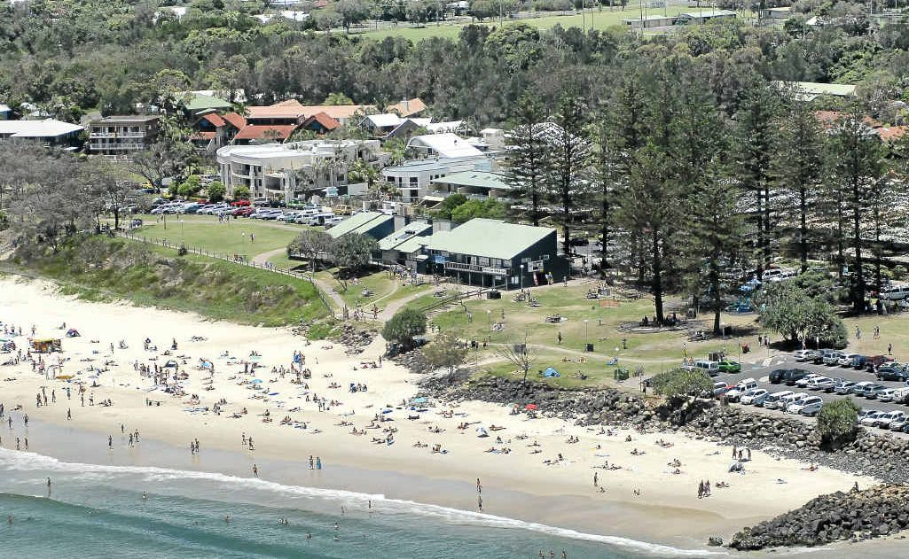 Byron Bay accommodation prices rank up with the world's highest.