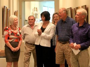 More funds for Tweed's art gallery