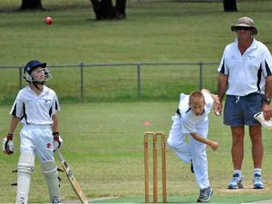 Under 12 reps go down to Goondi