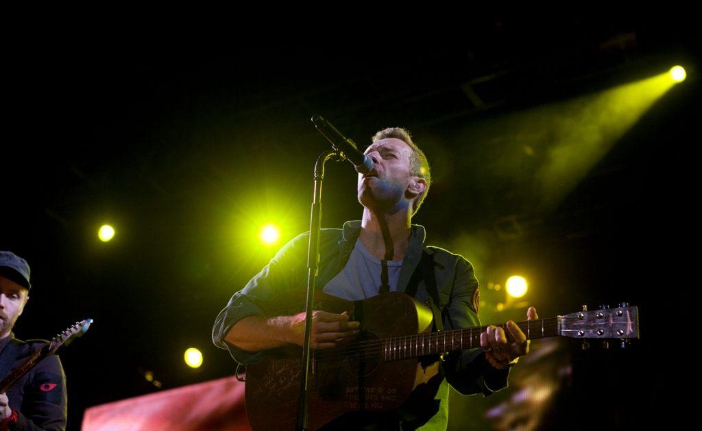 Coldplay headlined Splendour for 2011.