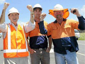 Bypass opening 'landmark' day
