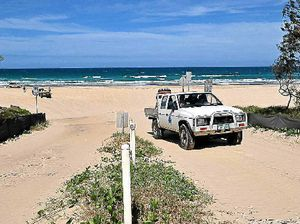 Park fees put brakes on beach fun
