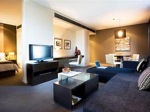 Sydney's first all-suite hotel