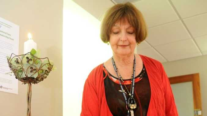Toowoomba Hospital co-ordinator of pastoral care services Lyn Cash remembers her lost colleagues.