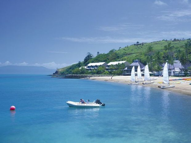 Club Med has 80 resorts worldwide, with Lindeman Island their only resort in Australia.