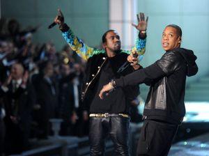 Kanye, Jay-Z rock Victoria's Secret