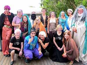 The tale of Sinbad