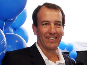 Motoring Mal Brough happy with 1300km drive to work