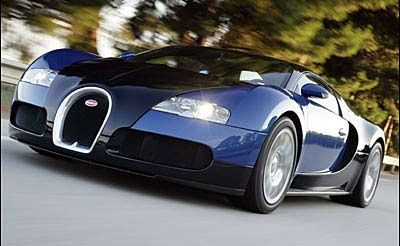 As if you were going to save up for a Bugatti in your 20s.