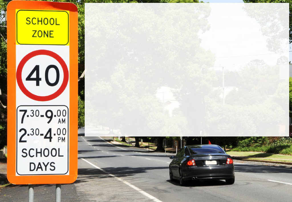 111 Toowoomba motorists were caught speeding in a school zone outside Toowoomba Grammar School on Herries St in the first six months of the year.