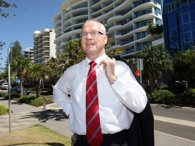 Sunshine Coast mayor Mark Jamieson.