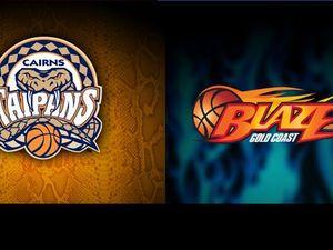 Taipans end Blaze winning streak