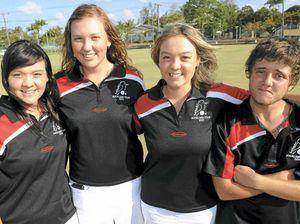Bundy foursome heads off to NZ