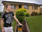 First-home owner Andrew Nash of South Grafton saved $6000 on stamp duty when buying earlier this year.