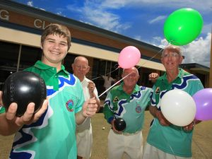 Bowls club celebrates 90 years